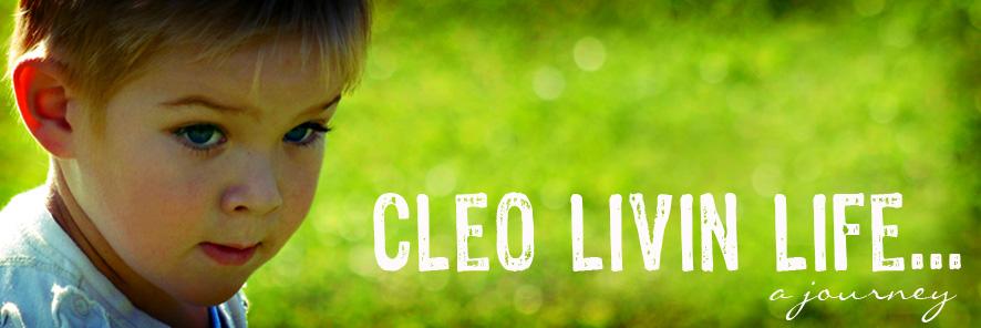 Cleo Livin' life
