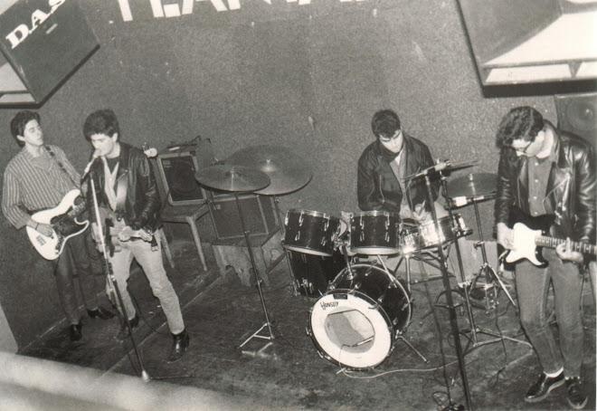 1986 Actuando en Planta Baja, Valencia