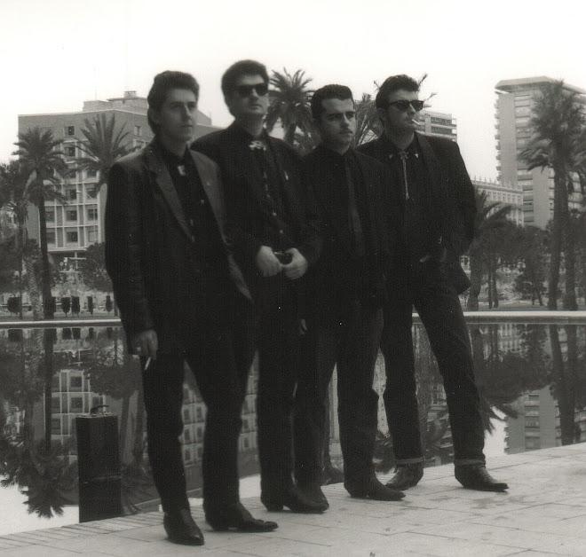 1990 En el cauce seco del río Turia