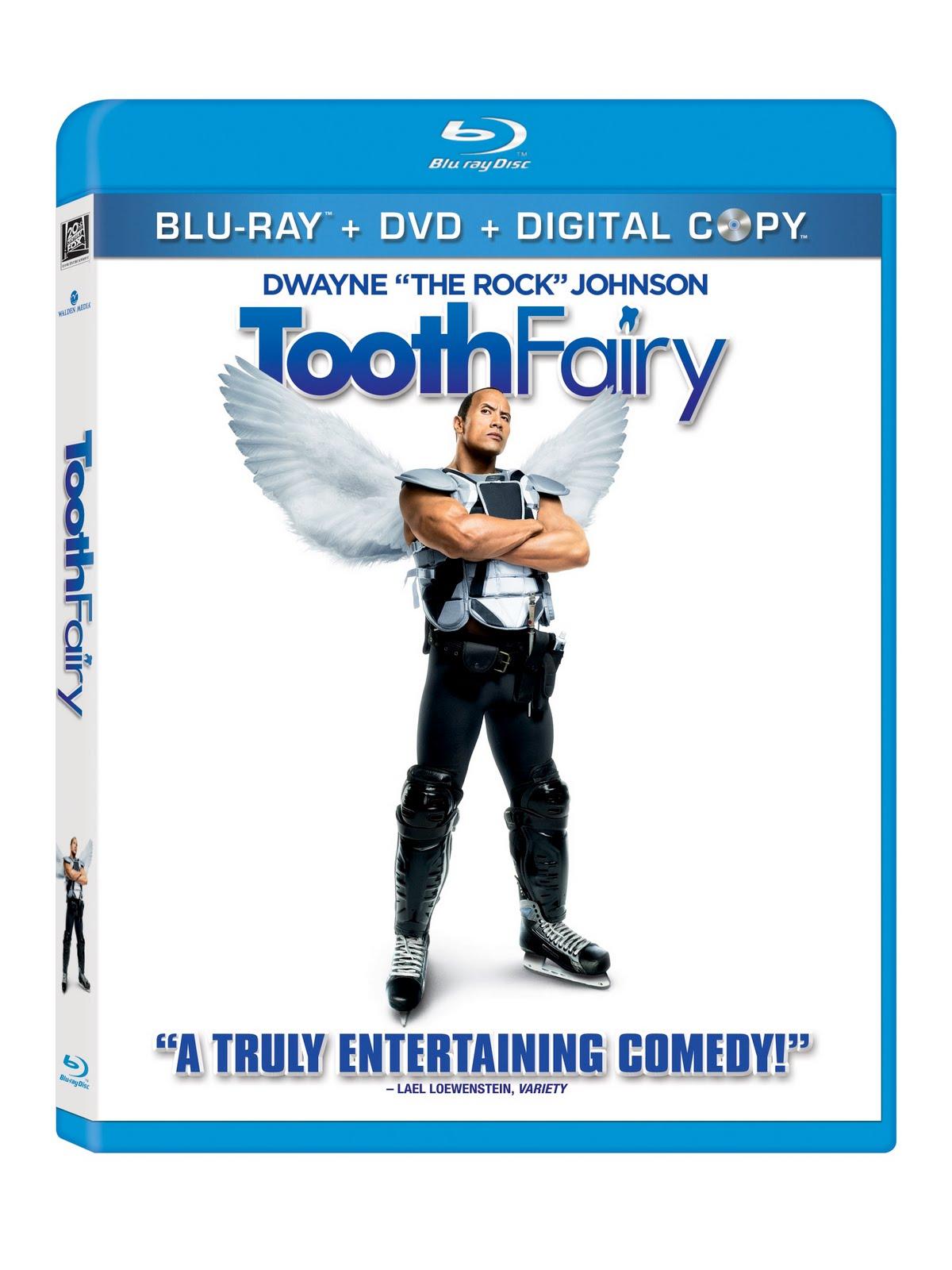 Jam Movie Reviews Tooth Fairy 20th Century Fox Home Entertainment