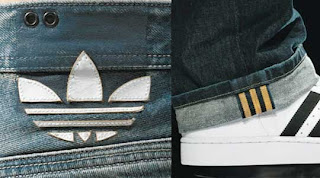 ebd293c519e68 Adidas and Diesel Jeans came together to make a nice collective of denim  thats soon to be released this Spring. The collection comes in a washed