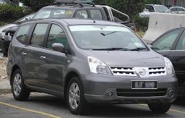 Nissan Grand Livina 1.6auto