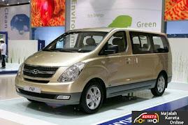 Hyundai Starex 2.5 GLS Auto - RM138888