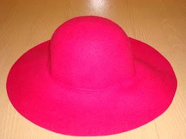 Hat... Pink Hat.