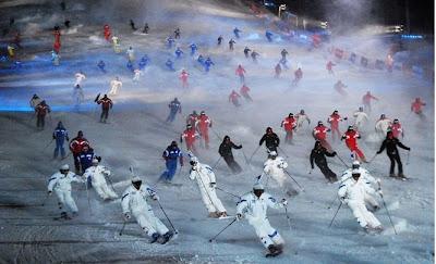 Выступление лыжных инструкторов с конгресса ИнтерСки