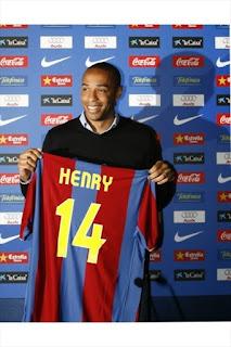 Henry wear No.14