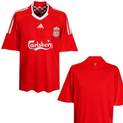 Home shirt 08/10