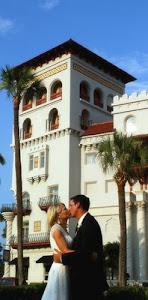 A St. Augustine Wedding