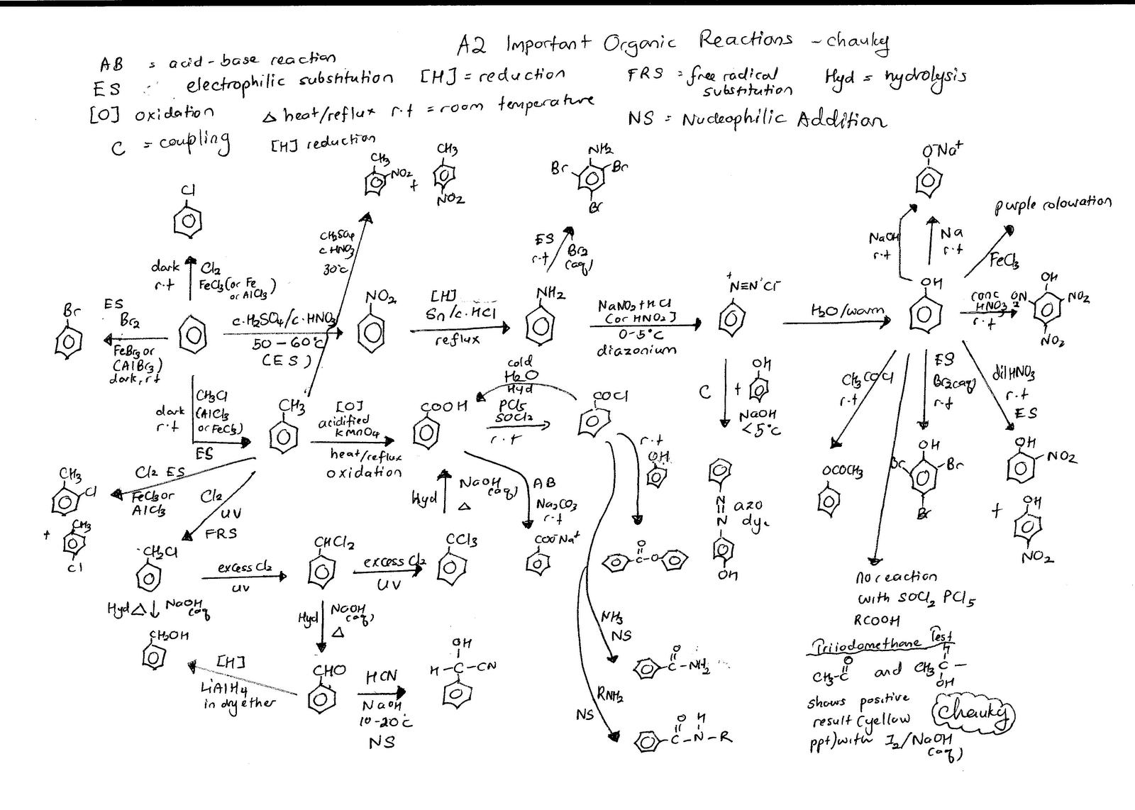 Ali Rizvi Chemistry Notes