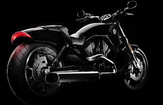 The ATGATT Rat: Test Drive: Harley-Davidson V-Rod Muscle