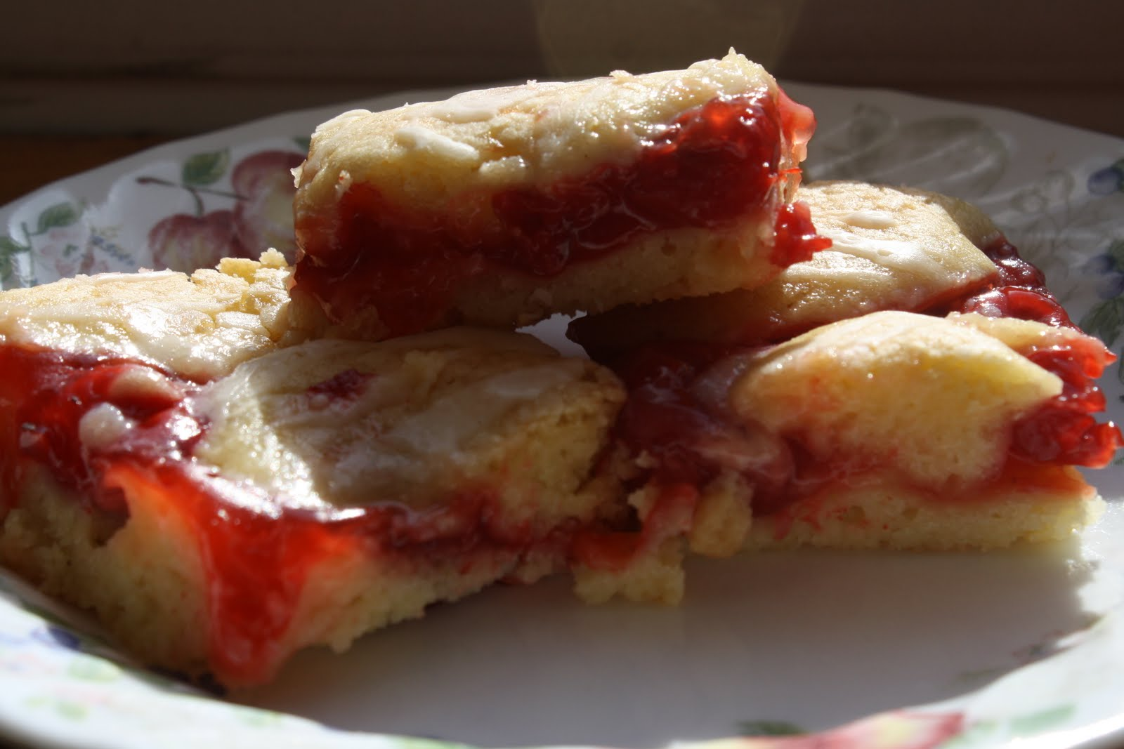 Goodies from Granny's House: Cherry Pie Bars