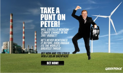 Take a punt on Peter