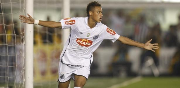 O Santos abriu vantagem de 2 a 0 contra o Vitória na primeira partida da  final da Copa do Brasil 5a9d201ac09ce