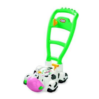 Branded Pre Loved Shoppe Little Tikes Moo Moo Moower Moonica