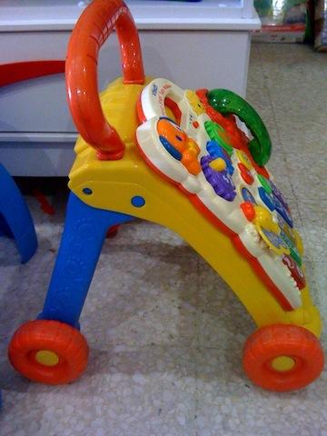 baby walker vtech