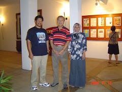 Tun Dr. Mahathir di Pangkor