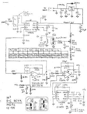 THE RADIO BUILDER: SW Receiver_3IC_NE602_40m_SSB_No