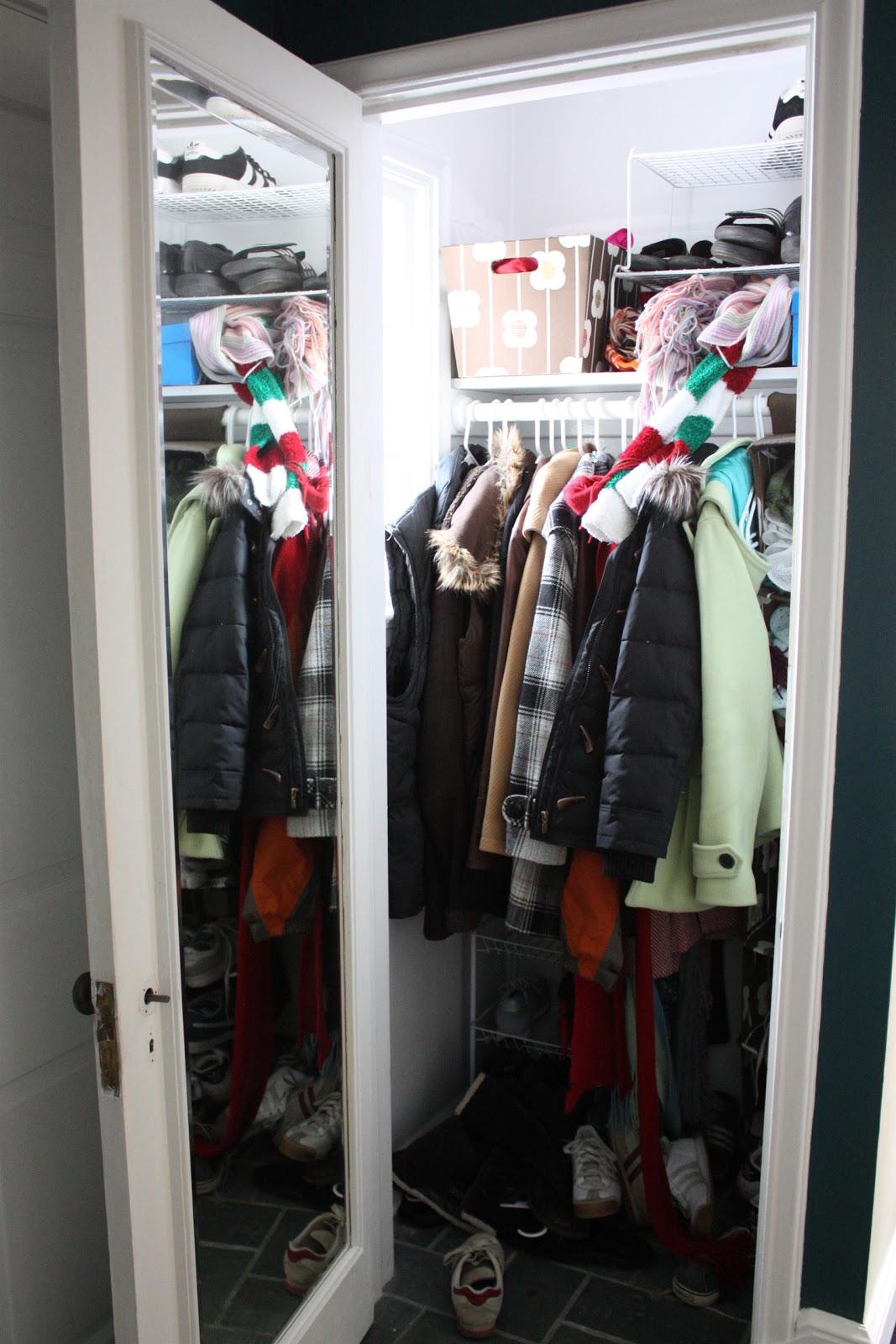 Russet Street Reno Ugly Coat Closet