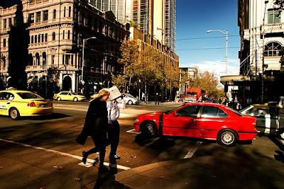 Melbourne Para Turistas To think inside the square
