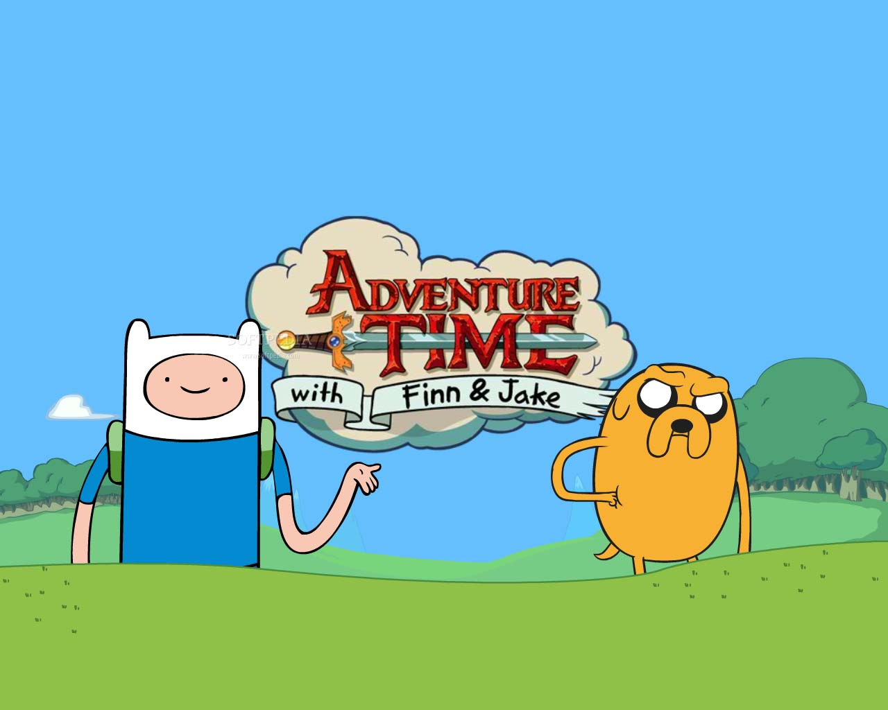 The Legend Of Avatar Show Adventure Time Wallpapers Hora De