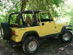 Tonia's Jeep