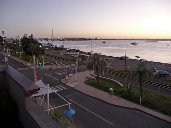 Aquí hay otra vista de Tauranga City