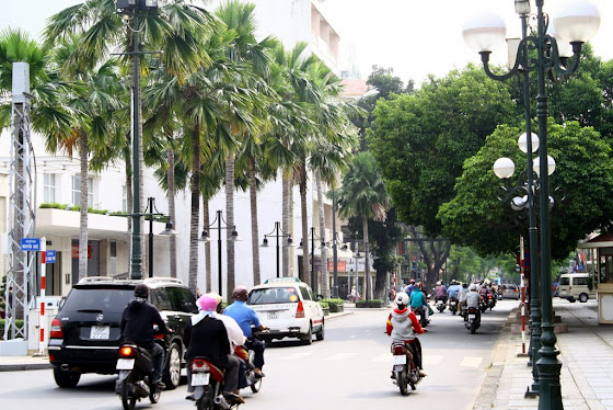 Calles de Saigon