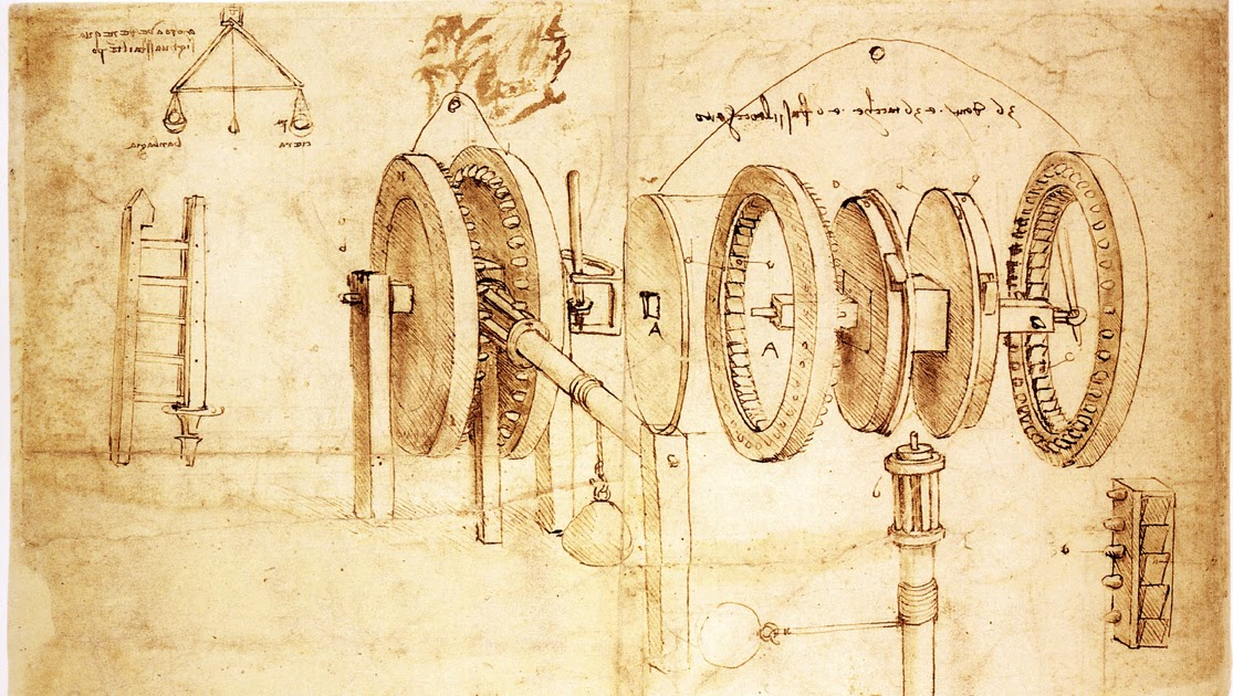 da Vinci's Kinematic Mechanisms: Transmission