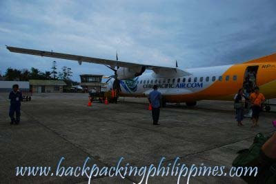Backpacking Philippines: January 2004