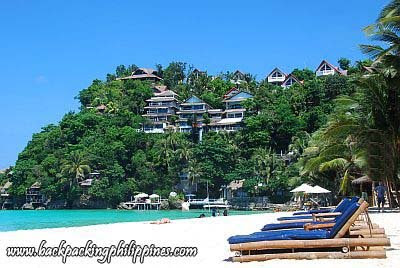 nami private villas diniwid beach