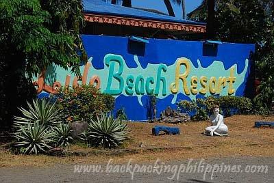 Backpacking Philippines: Lido Beach Resort in Noveleta, Cavite