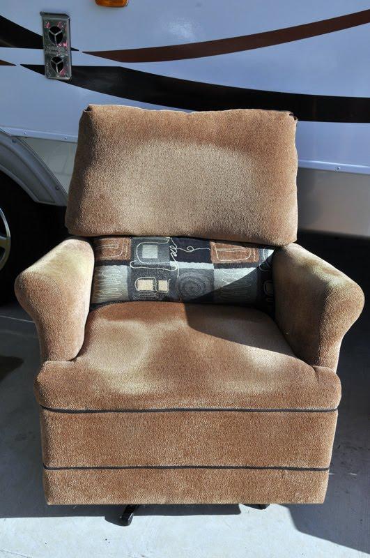 Follow The Sykes Birds: The Chair Has the Floor