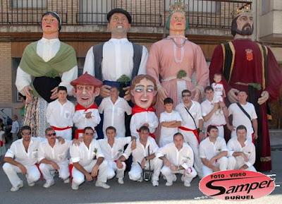 fiestas de agosto 2008 en buñuel