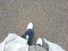 Malymi krokami przemierzam swiat