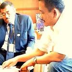 Menjalin hubungan niaga dengan Malaysia
