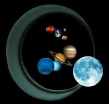 Los planetas se alinean para despedir el 2007