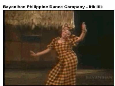 itik-itik dance