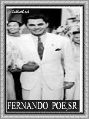 image of fernando poe sr