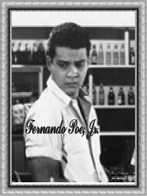 imafe of fernando poe jr