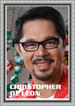 picture of Christopher de Leon
