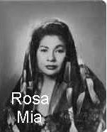 PICTURE OF ROSA MIA