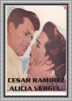 picture off cesar ramirez and Alicia Vergel