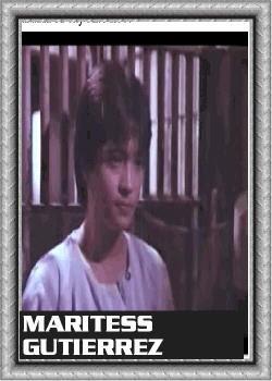 Maritess Gutierrez