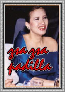 Zsa Zsa Padilla