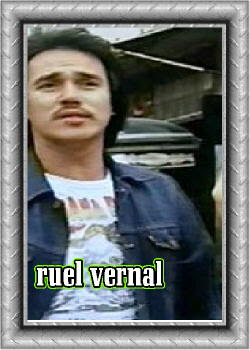 Ruel Vernal