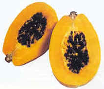 picture of papaya