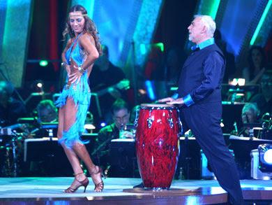 John Ratzenberger and Edyta Sliwinska