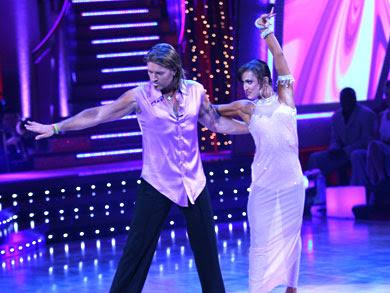 Billy Ray Cyrus and Karina Smirnoff