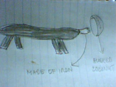 retrato ng kudkuran
