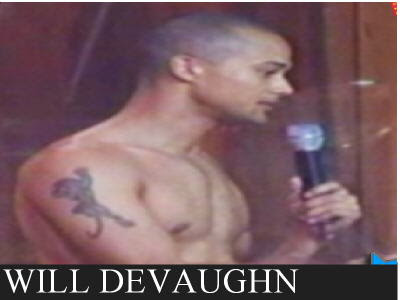 Will Devaughn at PBB Celebrity Edition